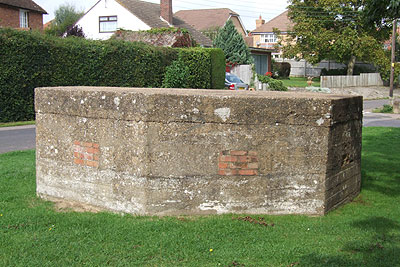 Ham Street pillbox
