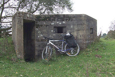 Warehorne pillbox