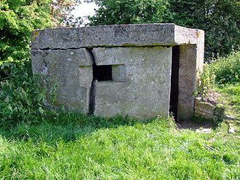 Pillbox on the Royal Military Canal