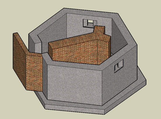 3D Type 22 Pillbox