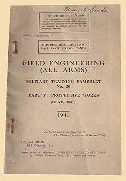 Field Engineering (All Arms)