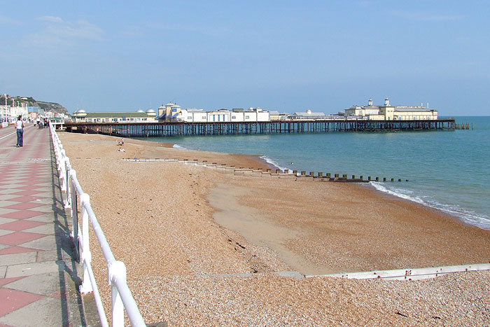 Defended localities - St. Leonards - Hastings