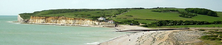 Why Cuckmere Haven is of national importance