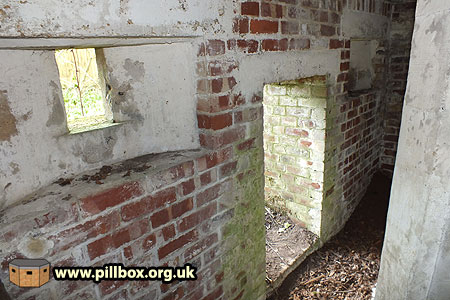 Pillbox camouflage revealed