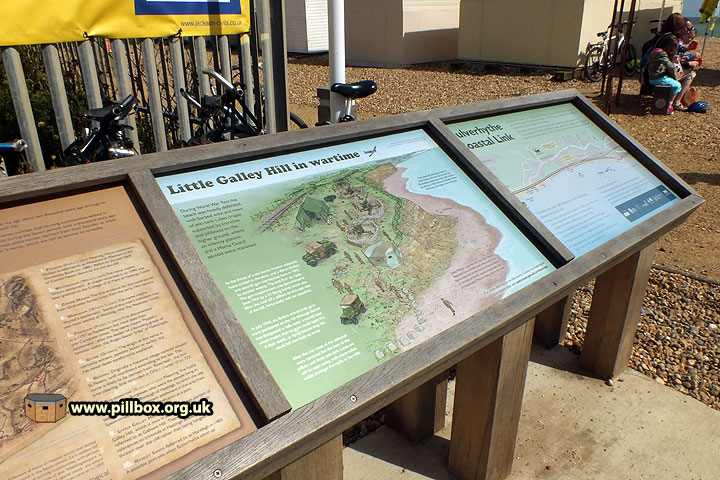 New interpretation board unveiled
